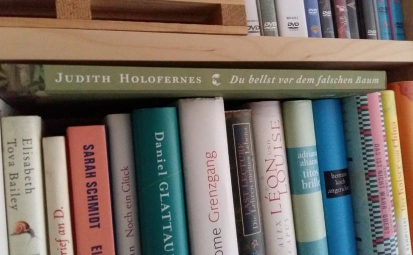 Du bellst vor dem falschen Baum – Judith Holofernes