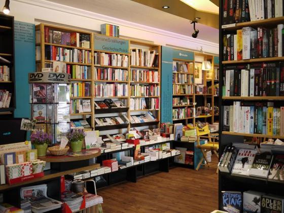 """Zu Gast als Buchhändlerin bei """"We read Indie"""""""