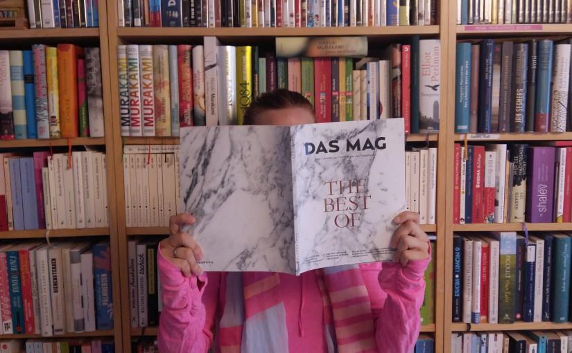 DAS MAG – Junge Literatur aus Flandern und den Niederlanden