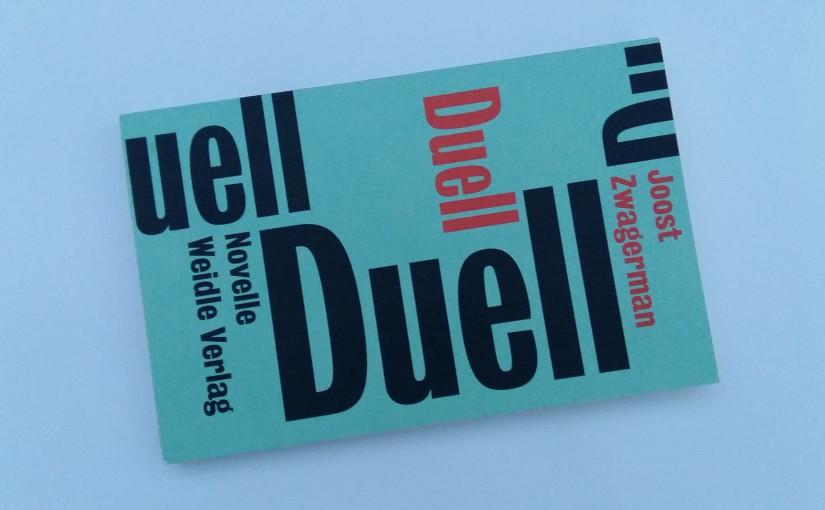 Duell – Joost Zwagerman