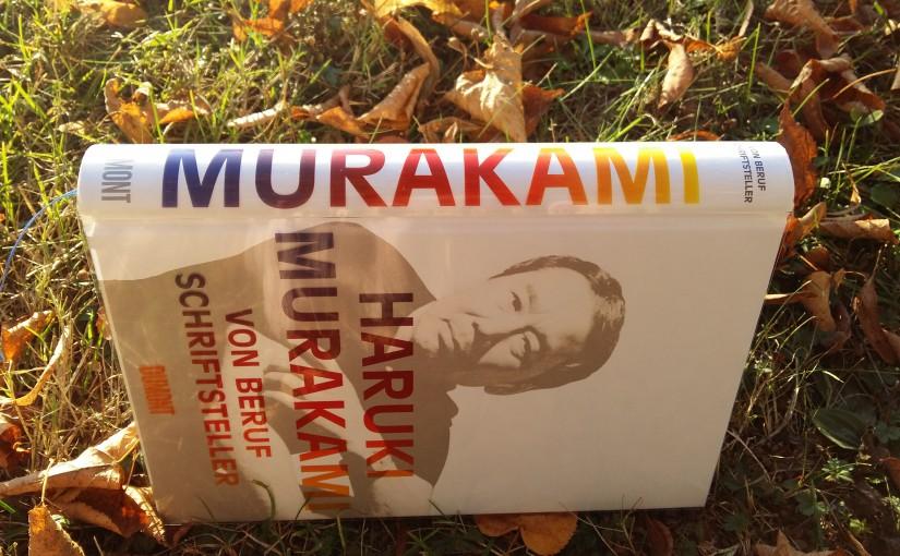 Haruki Murakami und ich