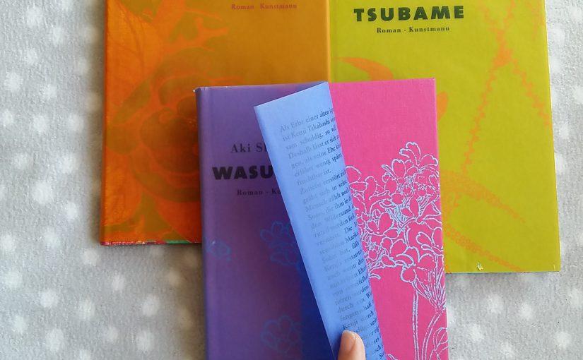 Tsubaki * Tsubame * Wasurenagusa – Aki Shimazaki