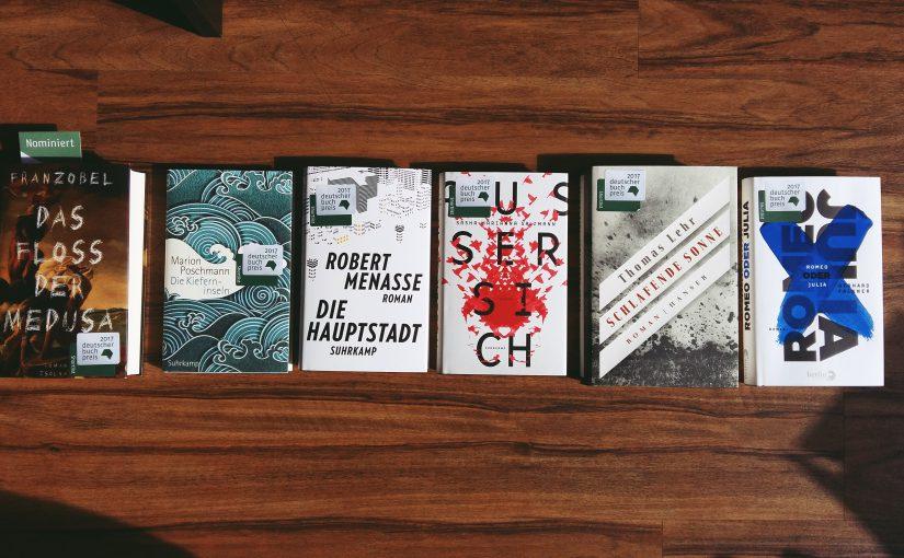 Shortlist-Lesung im Frankfurter Literaturhaus