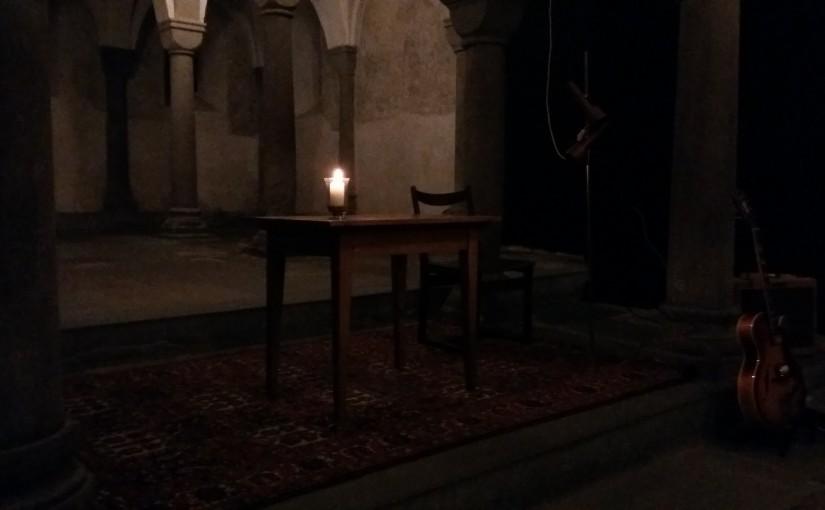 Nachtlesung in der Krypta mit Nadja Küchenmeister