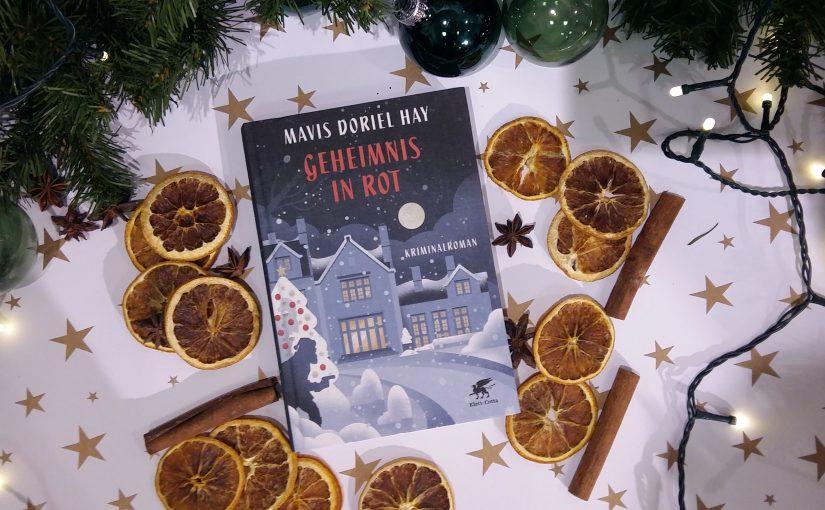 Geheimnis in Rot – Mavis Doriel Hay