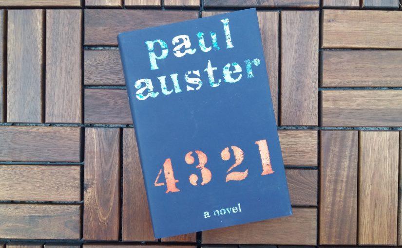 4 3 2 1 – Paul Auster
