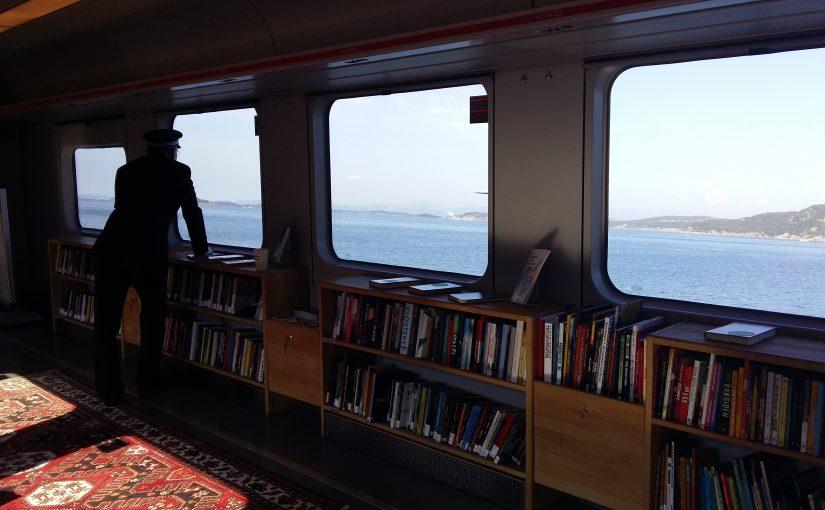 Mit dem Litteraturtoget durch Norwegen – eine Pressereise (Teil I)