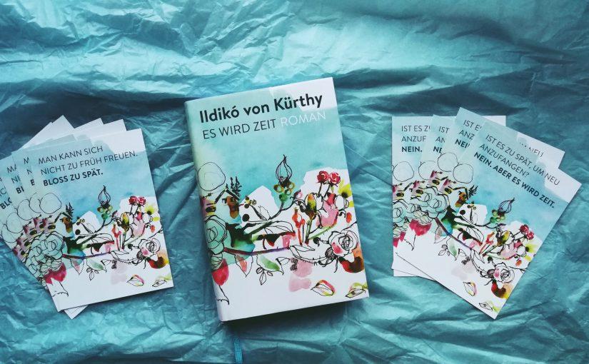 Presseevent || Es wird Zeit von Ildikó von Kürthy
