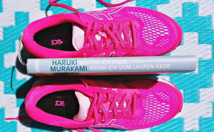 Murakami zum Zweiten – vom Laufen und Wiederlesen