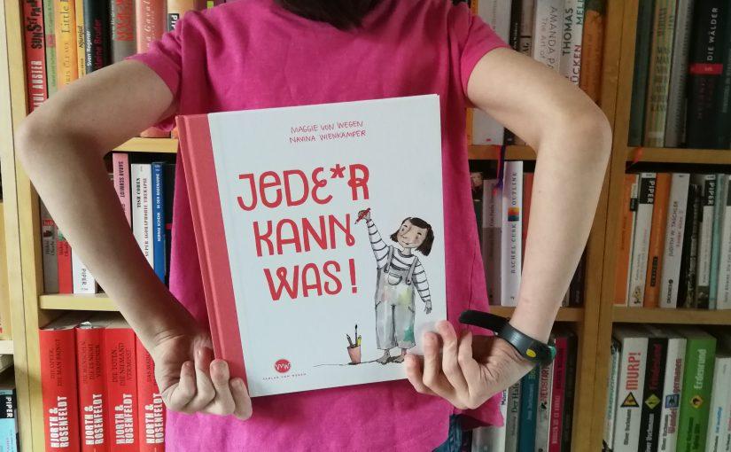 Jede*r kann was – Maggie Von Wegen & Navina Wienkämper